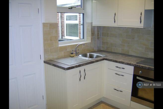 Kitchen Sink And Window