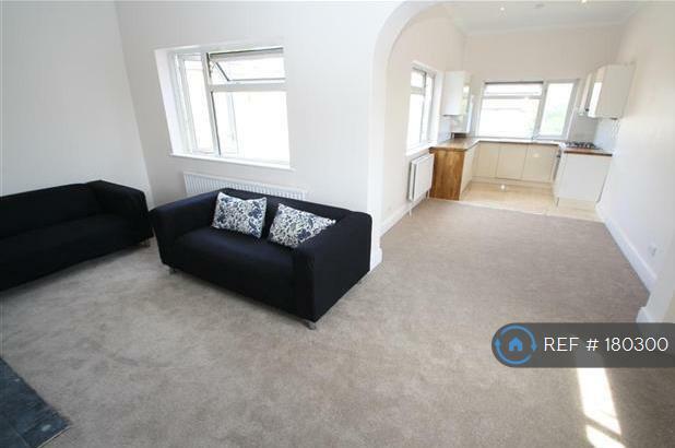 Open Plan Living Room / Kitchen