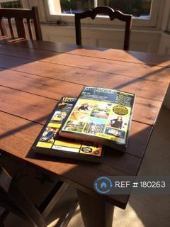 Sunny Dining Table