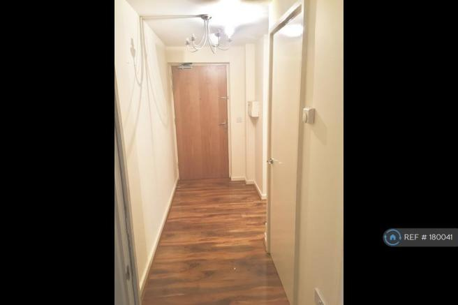 Passage To Flat Entrance
