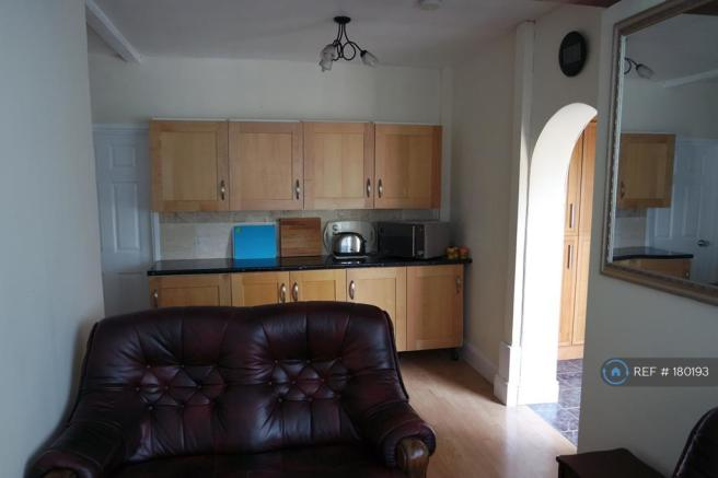 Secondary Kitchen Area