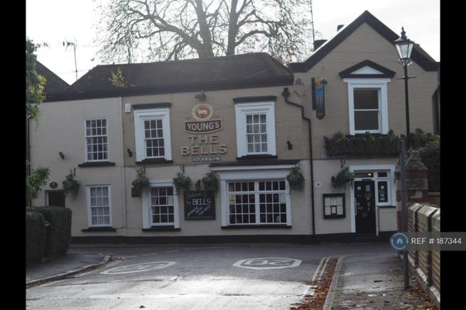 The Local Pub At The End Of The Road