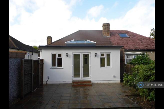 Rear Extension With Lantern Roof