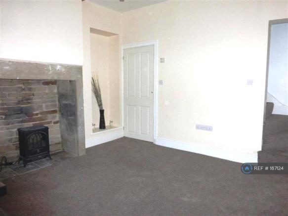 Unfurnished Living Space
