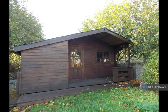 Cabin, Comprising Of a Sauna And Gym/Home Office