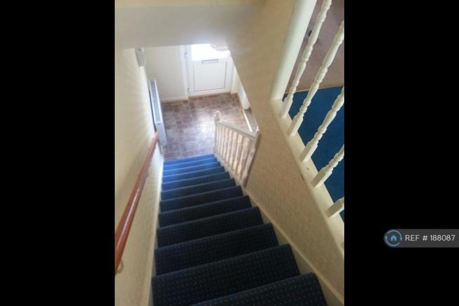 Ground To First Floor Stairs