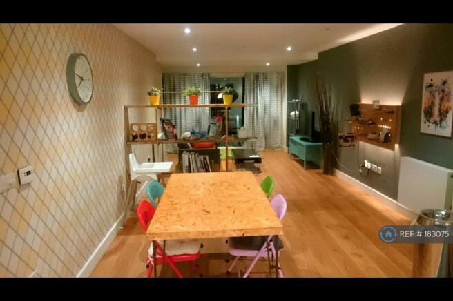 Dinning Living Area