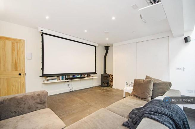 Cinema Room / 4th Bedroom