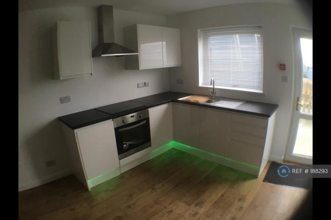 Kitchen With Remote Control Lighting