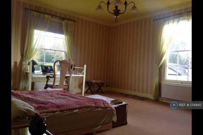 Master Bedroom Looking East