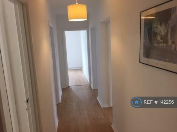 Corridor In Flat