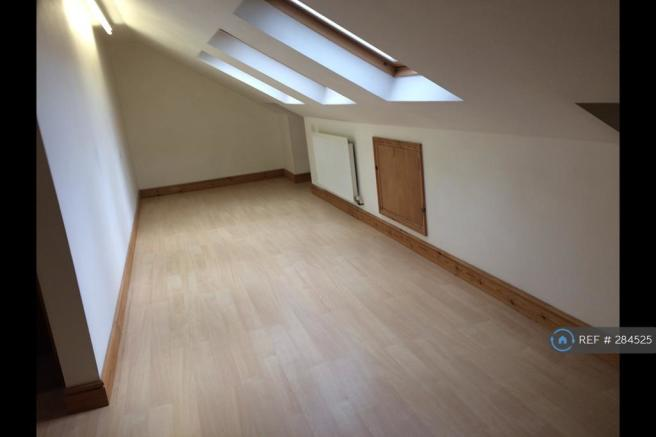 l Shape Loft Room