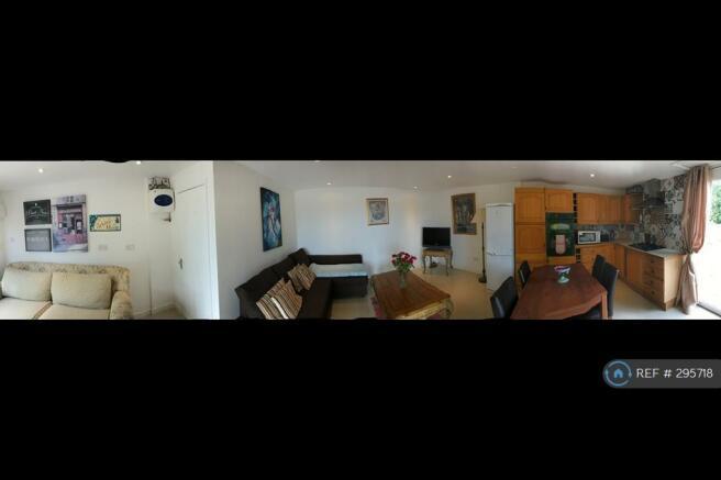 Panoramic View Of Studio