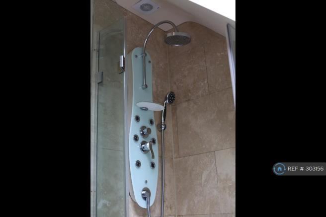 Ensuite With Jacuzzi Shower