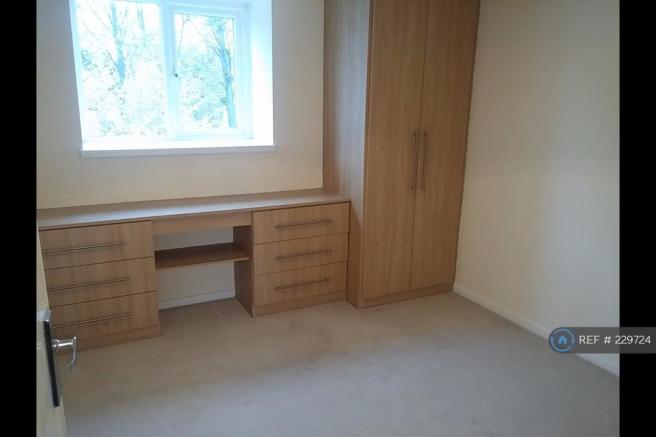 Master Bedroom With Fitted Wardrobes