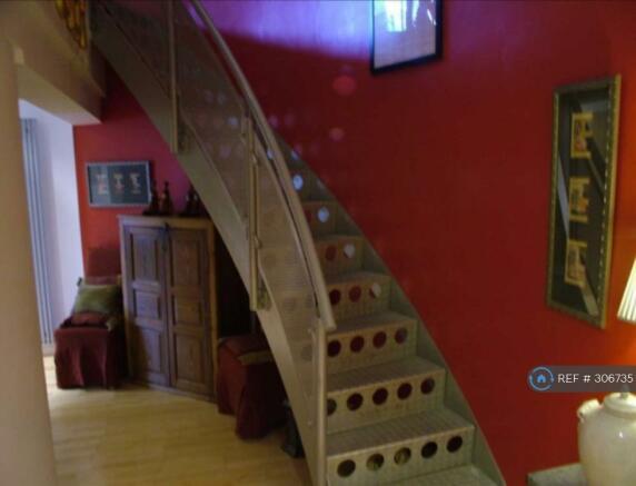 Internal Duplex Stairs