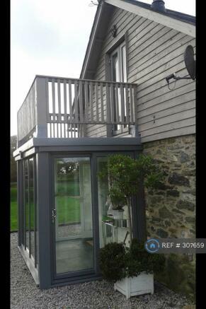 Porch And Balcony
