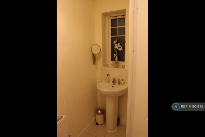 Toilet Near Entrance