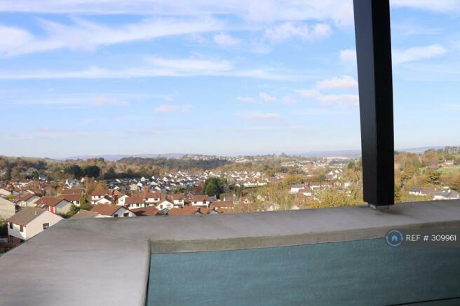 View From Wrap Around Balcony
