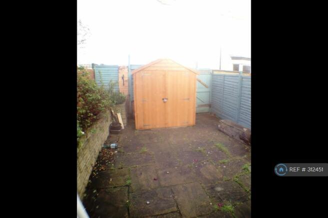 Back Garden/Rear Access/Bike Shed