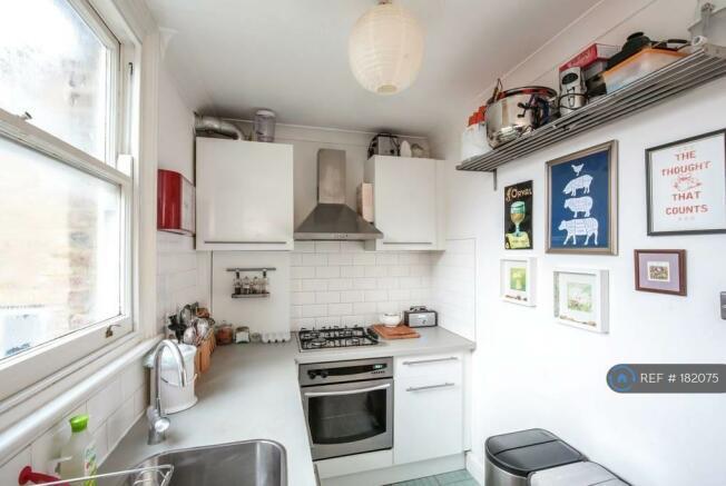 Plenty Of Storage Space In The Kitchen