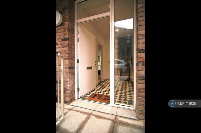 Front Door And Hallway