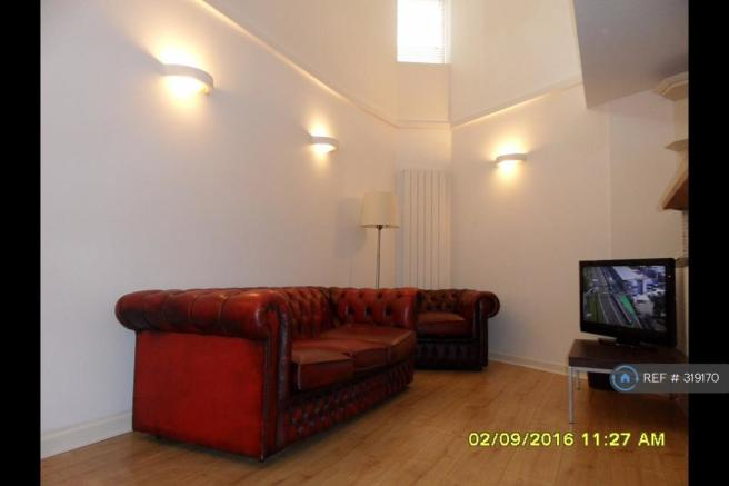 Cool Lounge Area