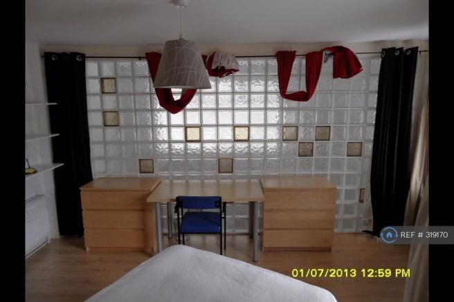 Bedroom 2 - Feature Wall!!