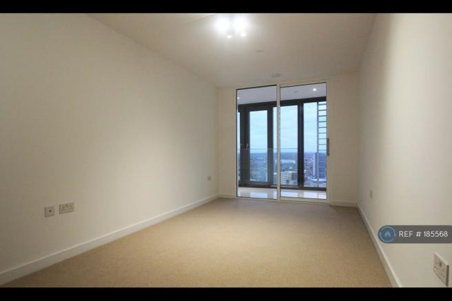 Carpeted Bedroom Access To Winter Garden