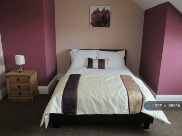 Brilliant Attic Room With En-Suite Available