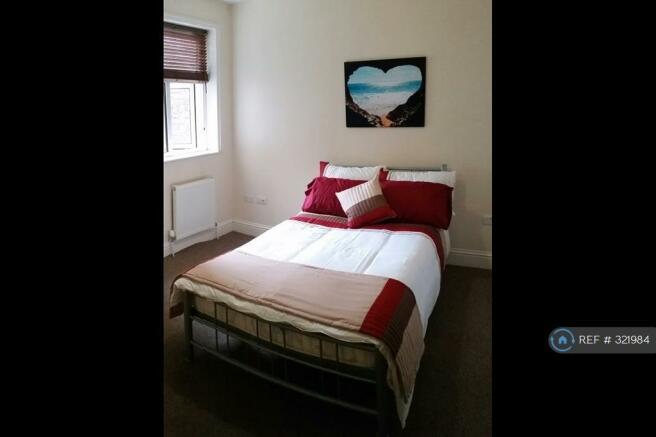 Bedroom No6: Quiet And Bright