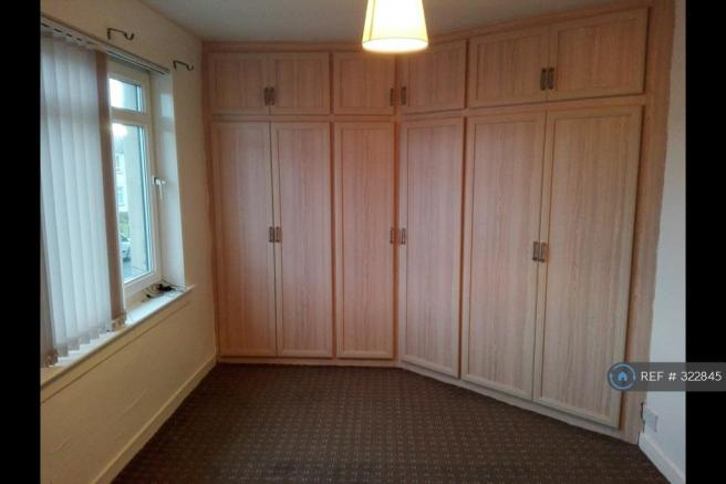 Double Bedroom With Large Cupboard