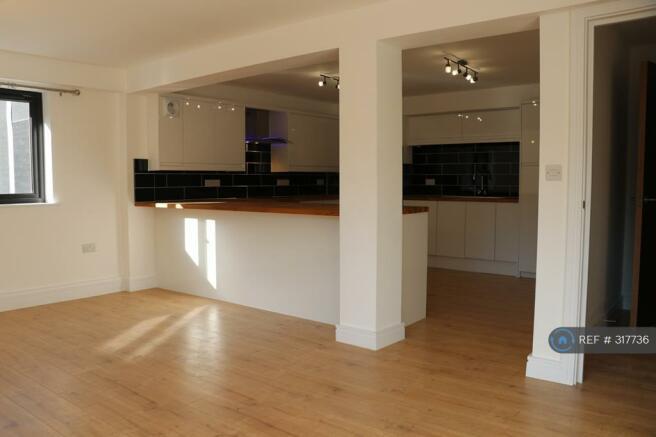 Open Plan Living/Kitchen/Diner