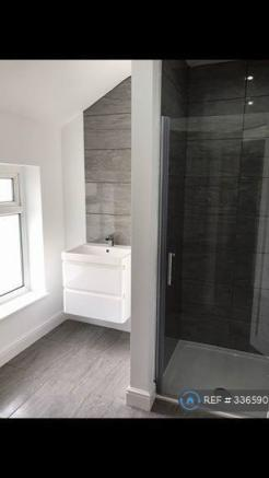 Bathroom With Large Bath