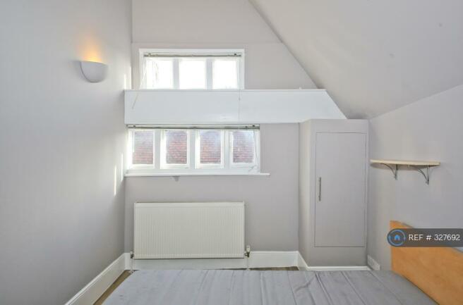 Bedroom Looking East