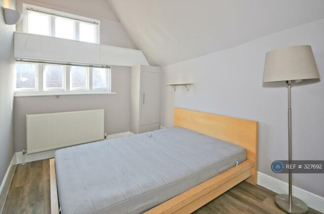 Bedroom From Its Doorway