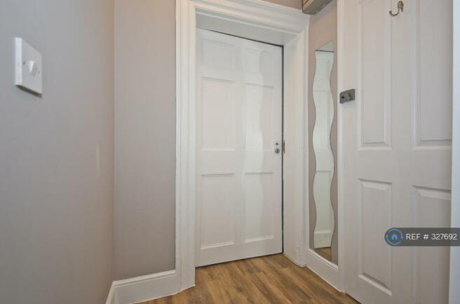 Hallway Looking West