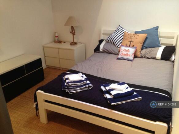Second (Guest) Bedroom