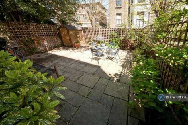 Bright Private Garden