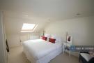 2nd Floor Master Loft Bedroom