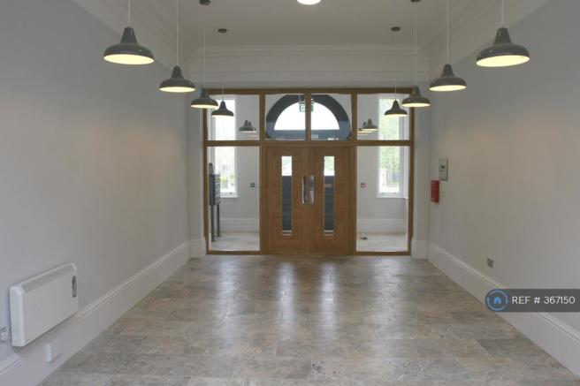 Main Entrance Hall For Block