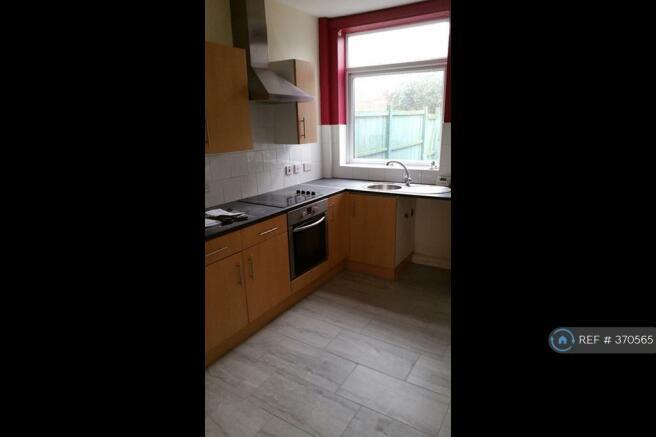 Newly Tiled Kitchen Flooring
