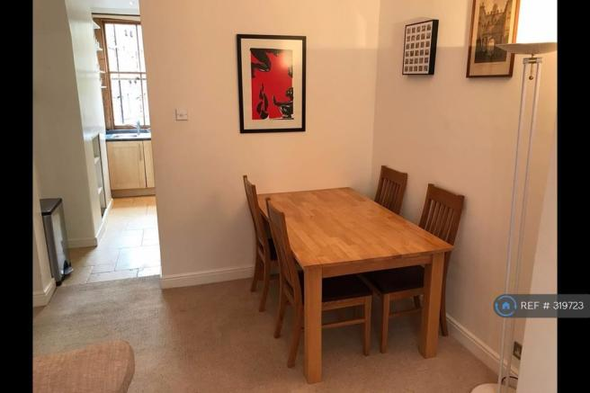 Dining/Lounge Area. Table Is Extendable (8 Seater)