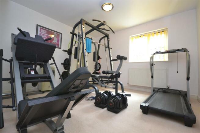 Gym/Bedroom Three