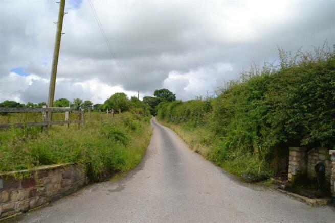Entrance Road