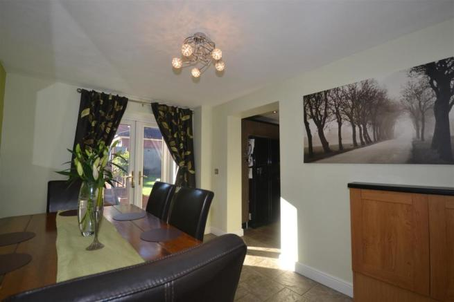 Dining Room/ Family