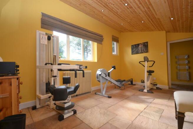 Guest Bedroom/Gym
