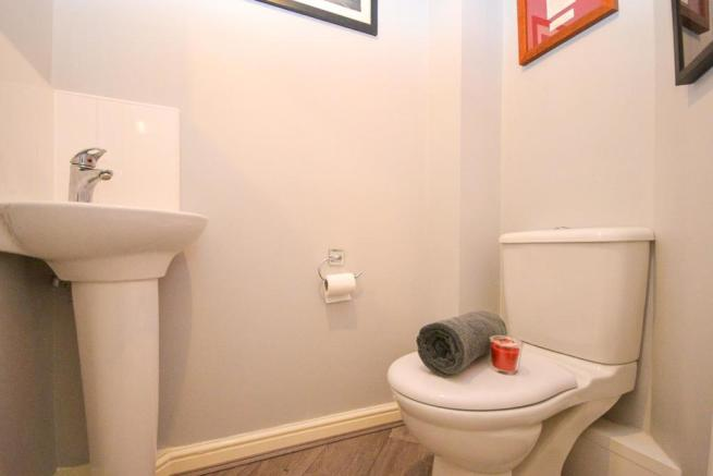 Downstairs WC.