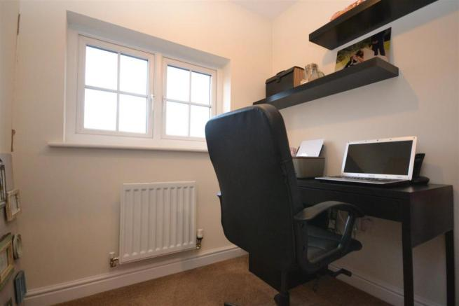 Office/Bedroom Four
