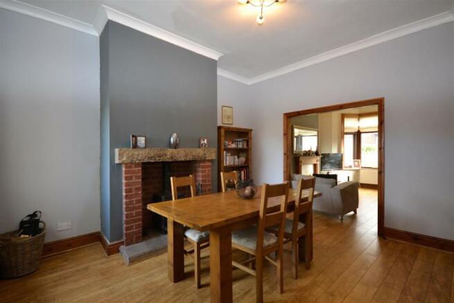 Dining Room/Second Sitting Room